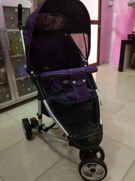 Di jual stroller baby merek pliko
