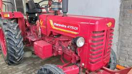 New Mahindra 475 Tractor with Trailor new condition