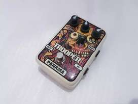 Trooper Panama Overdrive efek gitar stompbox butix made in indonesia