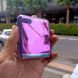 Samsung Galaxy Z Flip Purple JOS