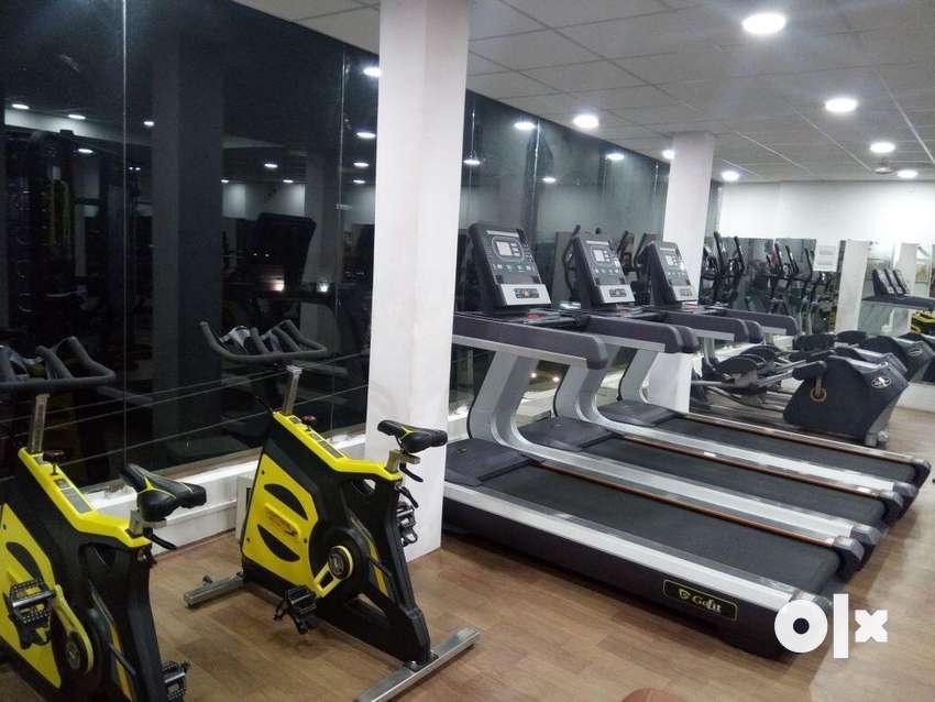 Running gym @Anisabad 0