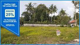Beli Tanah Dekat Terminal Jombor Margin 30%, Kawasan Strategis