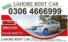 RENT A CAR - Lahore, AutO