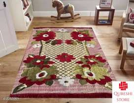 Uniqchoice Artistic Floral Carpets