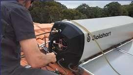 Service Solahart - Solar Water Heater