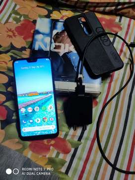 Urgent Sale Nokia 6.1 plus in Excellent Condition Everything Available