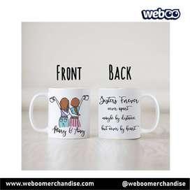 Harga mug custom Terbaik - Souvenir Souvenir