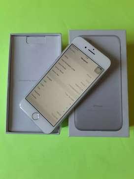 Iphone 7 silver 128GB inter ori