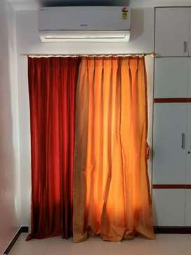 Curtains for Hall Area ( 2 sets - 4 curtains )