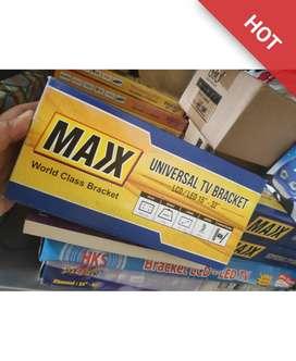 BRAKET TV MERK MAX MAKS 32INCH 27HS