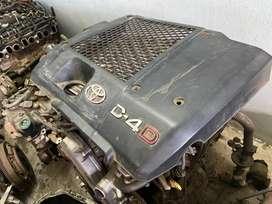 Toyota Fortuner Engine