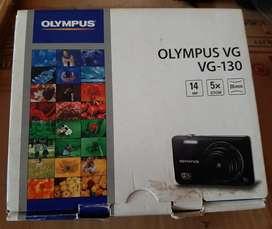 Kamera digital merk olympus vg 130