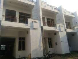 100 YARD DESIGNER DUPLEX HOUSE 65 LAC (JAGRATI VIHAR SEC -4 GARH ROAD)