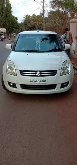 swift dzire in good condition