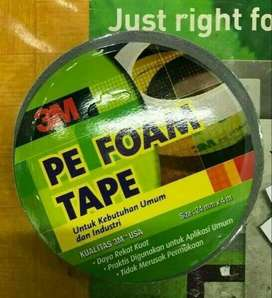 double tipe 3 m pe foam tape original 24mmx4m