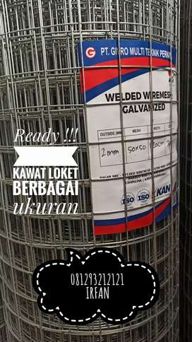 Kawat Loket Galvanis