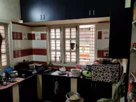 Duplex 2 bhk house for lease at Whitefield