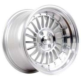 velg trenHSR-SC-01-R16X8-9-H4x100-ET30-25-Silver-Machine-Face-and Lips