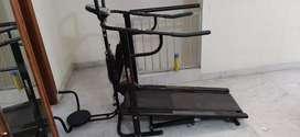 Treadmill fitness jogger