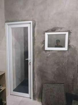 Pintu Aluminium Murah