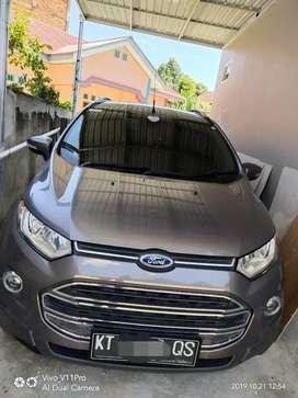Ford Ecosport Titanium 2014 Matic