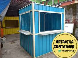booth semi container,booth martabak,booth custom