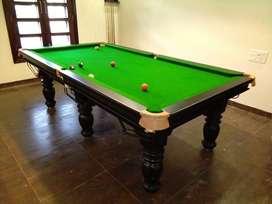 Pool table,snooker table,foosball,tt table