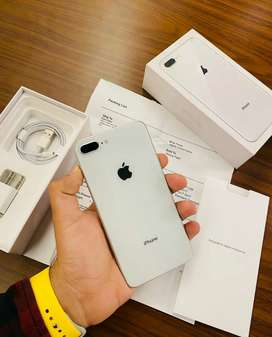 IPhone 8 plus Refurbished at genuine price in your budget