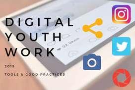 Part time online digital work