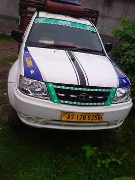 New Tata xenon car