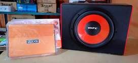 Paket Audio Bass Mantap+Psang