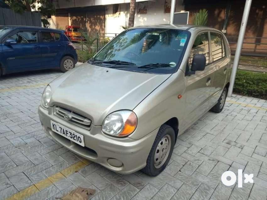 Hyundai Santro, 2001 0