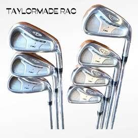 Stick Golf Clubs TaylorMade Iron Set Second Bekas murah