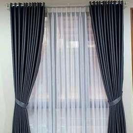 Tirai Korden Curtain Hordeng Blinds Gordyn Gorden Wallpaper 23.86h