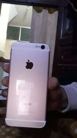 Iphone 6s 128gb 3 month old