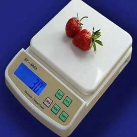 Electronic compact scale