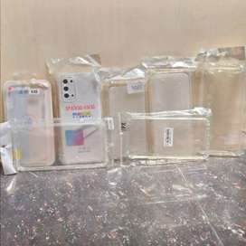 Clear case all hp