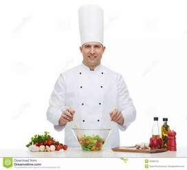 We want best chef for cooking Fast Food