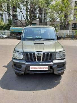 Mahindra Scorpio 2002-2013 LX, 2012, Diesel