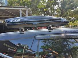 Promo Premium Roofbox Fortuner Pajero Innova Xpander Ertiga Rush Almaz