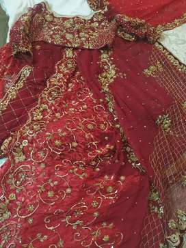 Dream wedding sari