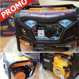 Harga Promo Genset 1200 Watt Stok Terbatas