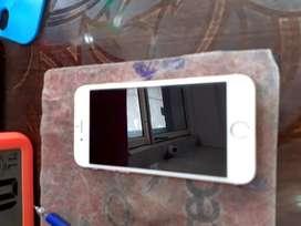 Single hand used iphone 6 gold 32 gb