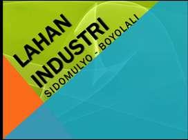 Lahan murah industri  di jawa Tengah