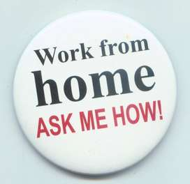 Data entry jobs available/ Work from Home