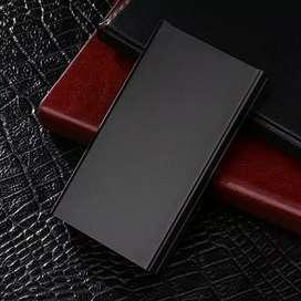 Kotak Bungkus Rokok Elegan Aluminium Slider Cigarette Case - FQ960