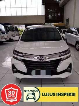 [Lulus Inspeksi] Toyota Grand New Avanza G A/T 2019 Putih