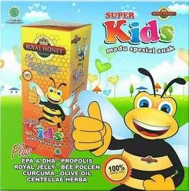Madu Super Kids Penambah Nafsu Makan