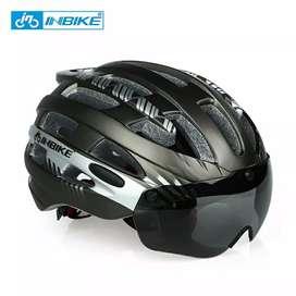 Helm sepeda INBIKE road bike & MTB