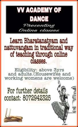 Online classical dance class